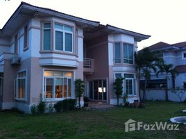 巴吞他尼 Lat Sawai Thanya Thanee Home On Green Village 4 卧室 别墅 租