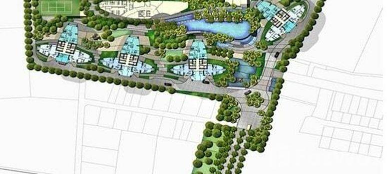 Master Plan of Millennium Residence - Photo 1