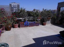 Cairo Penthouse Near To C.A.C For Rent Maadi Degla 4 卧室 顶层公寓 租