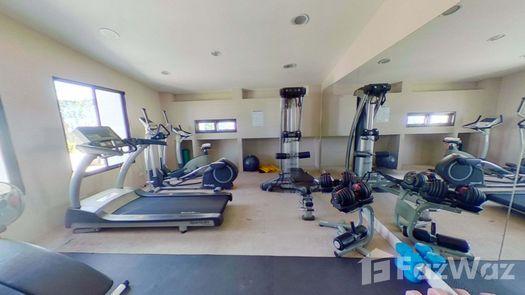 3D Walkthrough of the Communal Gym at Vincente Sukhumvit 49