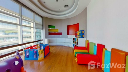 3D Walkthrough of the Indoor Kids Zone at Capital Residence