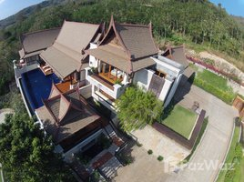 9 Bedrooms Villa for sale in Rawai, Phuket Exceptional Property with Golf and Helipad in 6800m2 Land Plot
