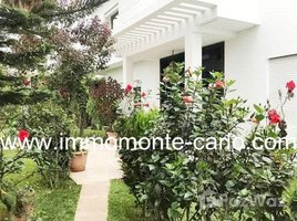 Rabat Sale Zemmour Zaer Na Agdal Riyad Superbe villa de standing avec piscine et beau jardin à Rabat 5 卧室 别墅 租