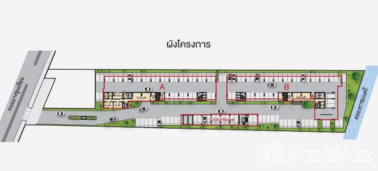 Master Plan of The Bella Condo Rama 2 - Photo 1