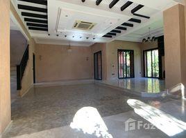 Marrakech Tensift Al Haouz Na Annakhil Maison à louer Vide 4 卧室 别墅 租