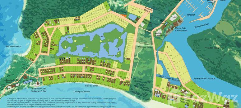Master Plan of Siam Royal View Koh Chang - Photo 1