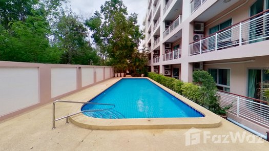 3D Walkthrough of the Communal Pool at Flame Tree Residence