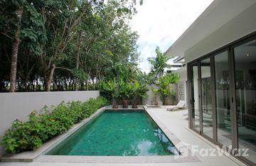 Diamond Villas Phase 1 in Si Sunthon, Phuket