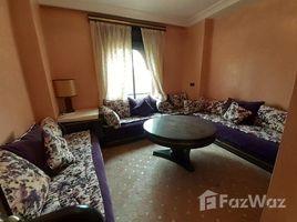 Marrakech Tensift Al Haouz Na Annakhil Villa de luxe meublée de 300m² Route de Fès 3 卧室 别墅 租