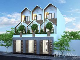 4 Phòng ngủ Nhà mặt tiền bán ở Thạnh Lộc, TP.Hồ Chí Minh Nhà liền kề 2 lầu ép cọc - đúc thật ở Thạnh Lộc 47 Q12, cách Hà Huy Giáp 500m giá 2,325 tỷ