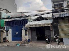 Studio House for sale in An Lac A, Ho Chi Minh City Chính chủ bán nhà C4 MT Nguyễn Thức Tự ngay chợ khu phố 3, P. An Lạc A, 4x25m, giá rẻ cho lái