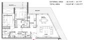 Unit Floor Plans of Soho Square