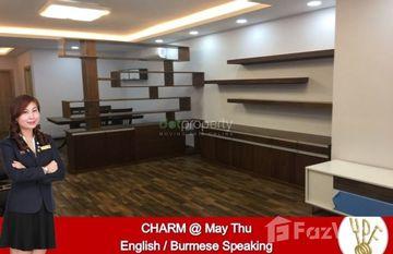 4 Bedroom Condo for rent in HILLTOP VISTA CONDOMINIUM, Yangon in ဗိုလ်တထောင်, ရန်ကုန်တိုင်းဒေသကြီး