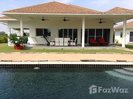 4 Bedrooms Property for sale in Hin Lek Fai, Hua Hin The Grove Villas