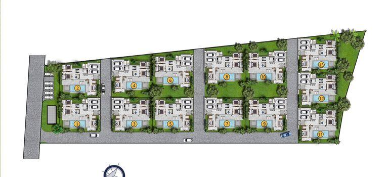Master Plan of The Menara Hill - Photo 1