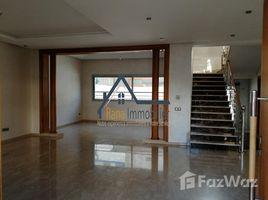 Rabat Sale Zemmour Zaer Na Yacoub El Mansour villa bureau à louer sur Hay Riad 4 卧室 别墅 租
