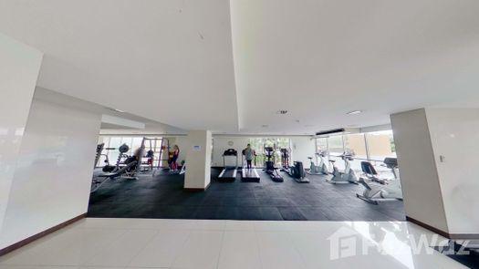 3D Walkthrough of the Fitnessstudio at The Clover
