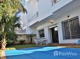Grand Casablanca Na Anfa Villa à vendre sur Ain Diab 323 m² 4 卧室 屋 售