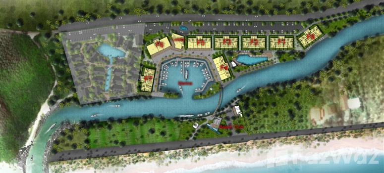 Master Plan of Grand Marina Club & Residences - Photo 1