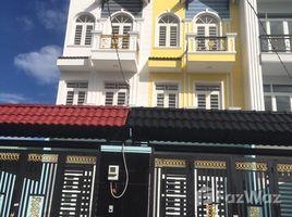 4 Bedrooms House for sale in Tan Tao A, Ho Chi Minh City Bán nhà đường Số 1 phường Tân Tạo A, quận Bình Tân TPHCM DT 4x22m xây 3 lầu 1 trệt
