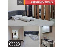 Aceh Pulo Aceh Apartemen Tifolia Lantai 17 Pulo Gadung 1 卧室 住宅 售