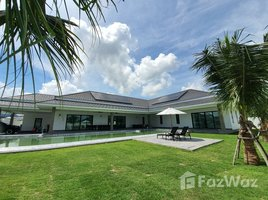 4 Bedrooms Villa for sale in Cha-Am, Phetchaburi The Clouds Hua Hin