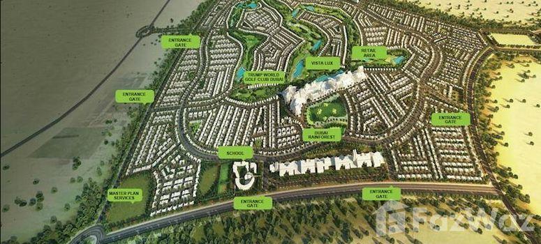 Master Plan of Casablanca Boutique Villas - Photo 1