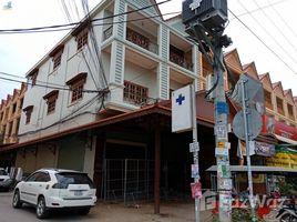 Kampot Champei Good Corner House For Sale, MEAN CHEY, 9.5m x 16m, $690,000 ផ្ទះល្វែងកែងសំរាប់លក់នៅស្ទឹងមានជ័យ, 9.5m x 16m, $690,000 4 卧室 别墅 售