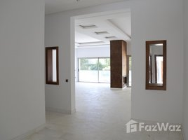 3 غرف النوم شقة للبيع في NA (Yacoub El Mansour), Rabat-Salé-Zemmour-Zaer Magnifique appartement de 257 m² à Hay Riad
