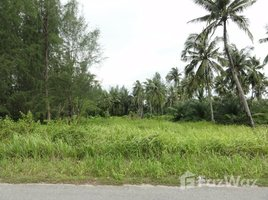 N/A Land for sale in Bang Muang, Phangnga Land near to the Beach for Sale in Takua Pa