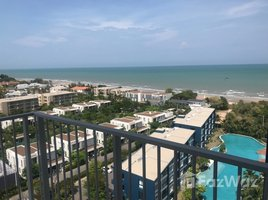 2 Bedrooms Condo for rent in Cha-Am, Phetchaburi Baan Thew Talay Blue Sapphire