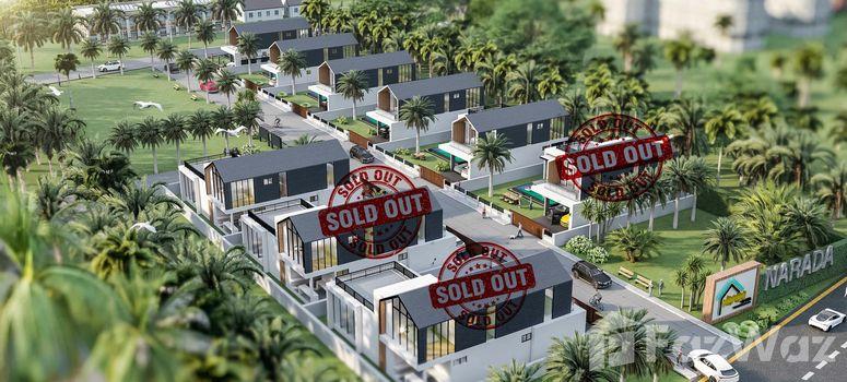 Master Plan of Narada Pool Villas - Photo 1