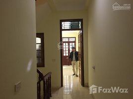 Studio House for rent in Thanh Xuan Trung, Hanoi Cho thuê nhà mặt ngõ Nguyễn Xiển. 60m2x5 tầng, vỉa hè, 3 ô tô tránh nhau, kinh doanh tốt, 22 tr/th