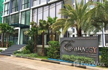 The Embassy Pattaya City Condo in Nong Prue, Pattaya