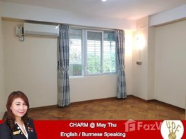Yangon Botahtaung 3 Bedroom Condo for sale in Golden Royal Sayarsan Condo, Yangon 3 卧室 公寓 售