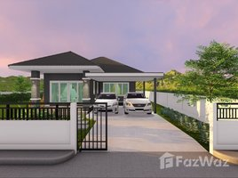 3 Bedrooms House for sale in Bang Lamung, Pattaya House for sale near Amata Nakorn