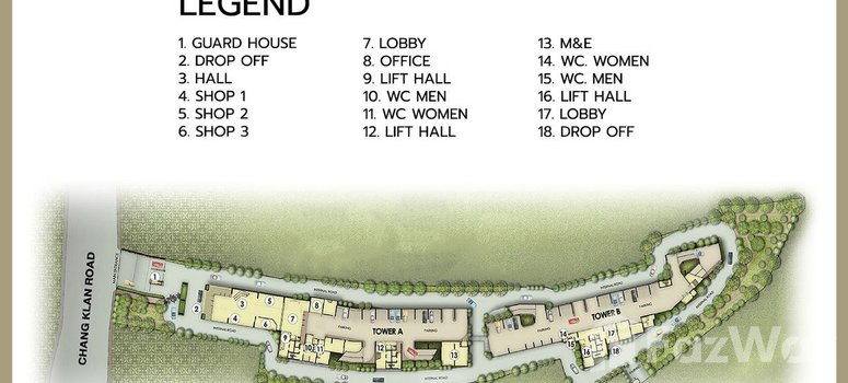 Master Plan of Astra Sky River - Photo 1