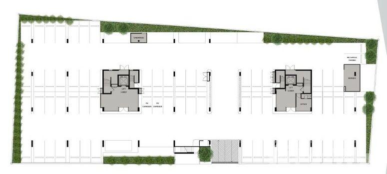 Master Plan of Noble Above Wireless Ruamrudee - Photo 1