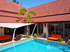 3 Bedrooms Villa for sale in Kathu, Phuket Thai Style Luxury Villa Loch Palm