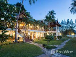 9 Bedrooms Villa for rent in Maenam, Koh Samui Huge 9-Bedroom Thai Style Beachfront Pool Villa in Bangpor