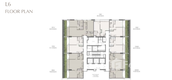 Building Floor Plans of The Strand Thonglor