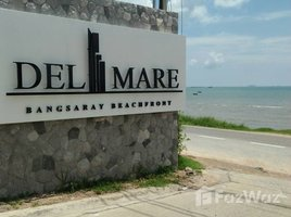 N/A Land for sale in Bang Sare, Pattaya 3 Ngan Land With House For Sale In Bang-Saray Beach