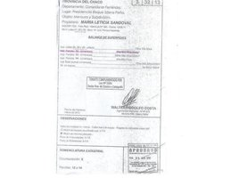 N/A Terreno (Parcela) en venta en , Chaco Aeropuerto PC 14, Presidente Roque Sáenz Peña, Chaco