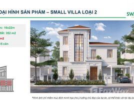 同奈省 Phu Thanh Kẹt tiền bán gấp căn góc giá gốc small villa shop Swan Park, Nhơn Trạch 开间 屋 售