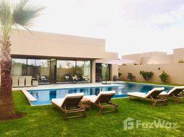 Marrakech Tensift Al Haouz Na Menara Gueliz Fabuleuse villa aux norme européenne sans vis à vis 4 卧室 别墅 售
