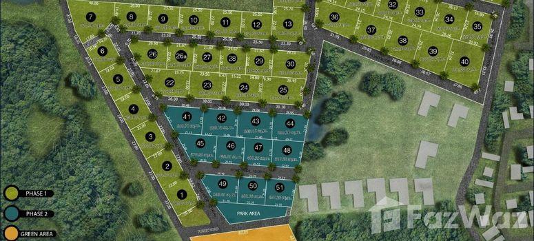 Master Plan of Sivana HideAway 2 - Photo 1