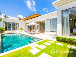 4 Bedrooms Villa for sale in Choeng Thale, Phuket Trichada Villas