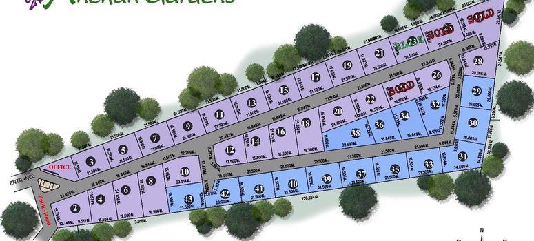 Master Plan of Anchan Garden - Photo 1