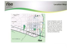 3 Bedrooms Apartment for sale in Kharar, Punjab IREO Rise