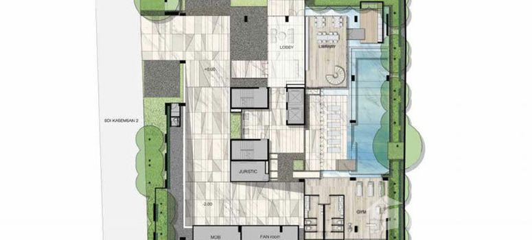 Master Plan of Klass Siam - Photo 1